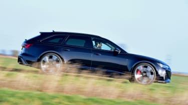 Audi RS 6 - side