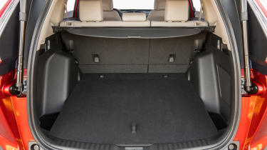 New Honda CR-V - boot