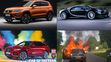 The biggest car news stories of 2016