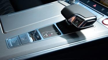 Audi S6 Avant - transmission