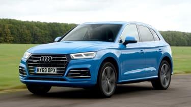 Audi Q5 TFSI e - front