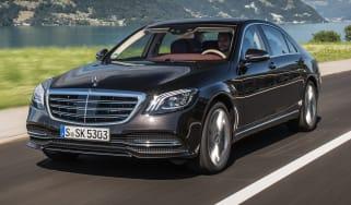 Best luxury cars - Mercedes S-Class