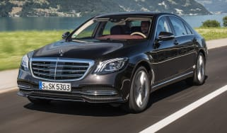 Best luxury cars - Mercedes S-Class
