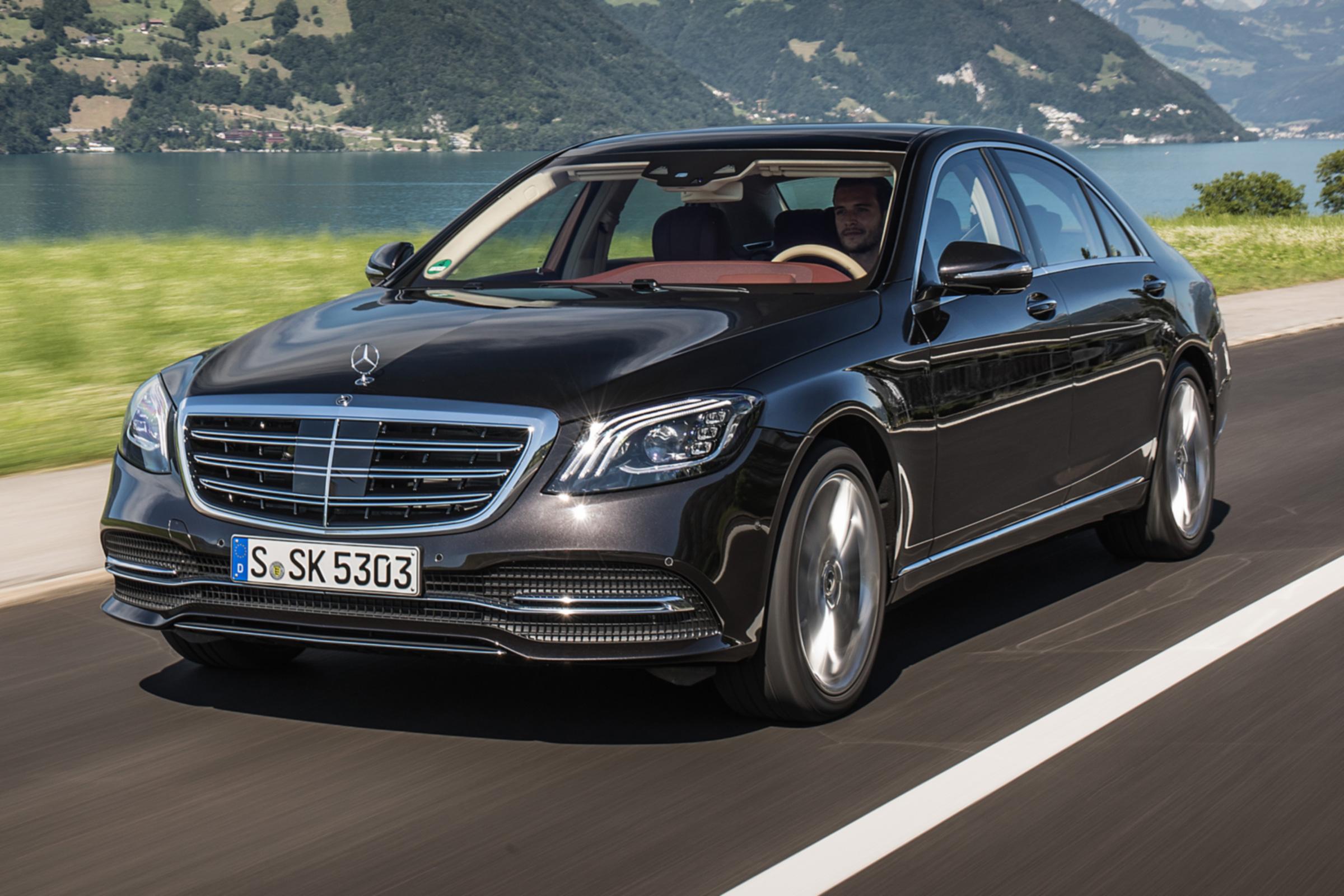 Mercedes S Class Best Luxury Cars Auto Express