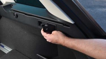 Long-term test review Volkswagen Passat Estate - seat folding