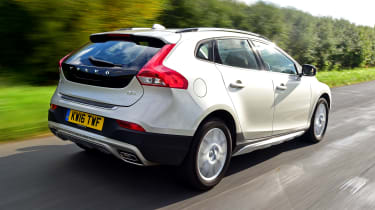 Volvo V40 Cross Country - rear
