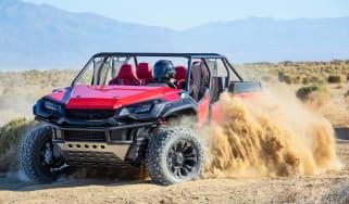 honda roav concept driving