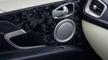 Aston Martin DB11 - interior detail