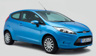 Ford Fiesta (used) - front