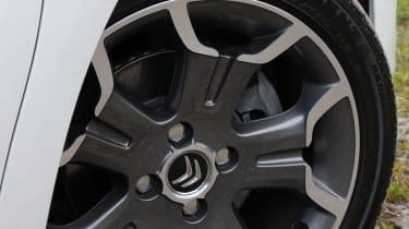 Citroen DS3 DSport 1.6 wheel