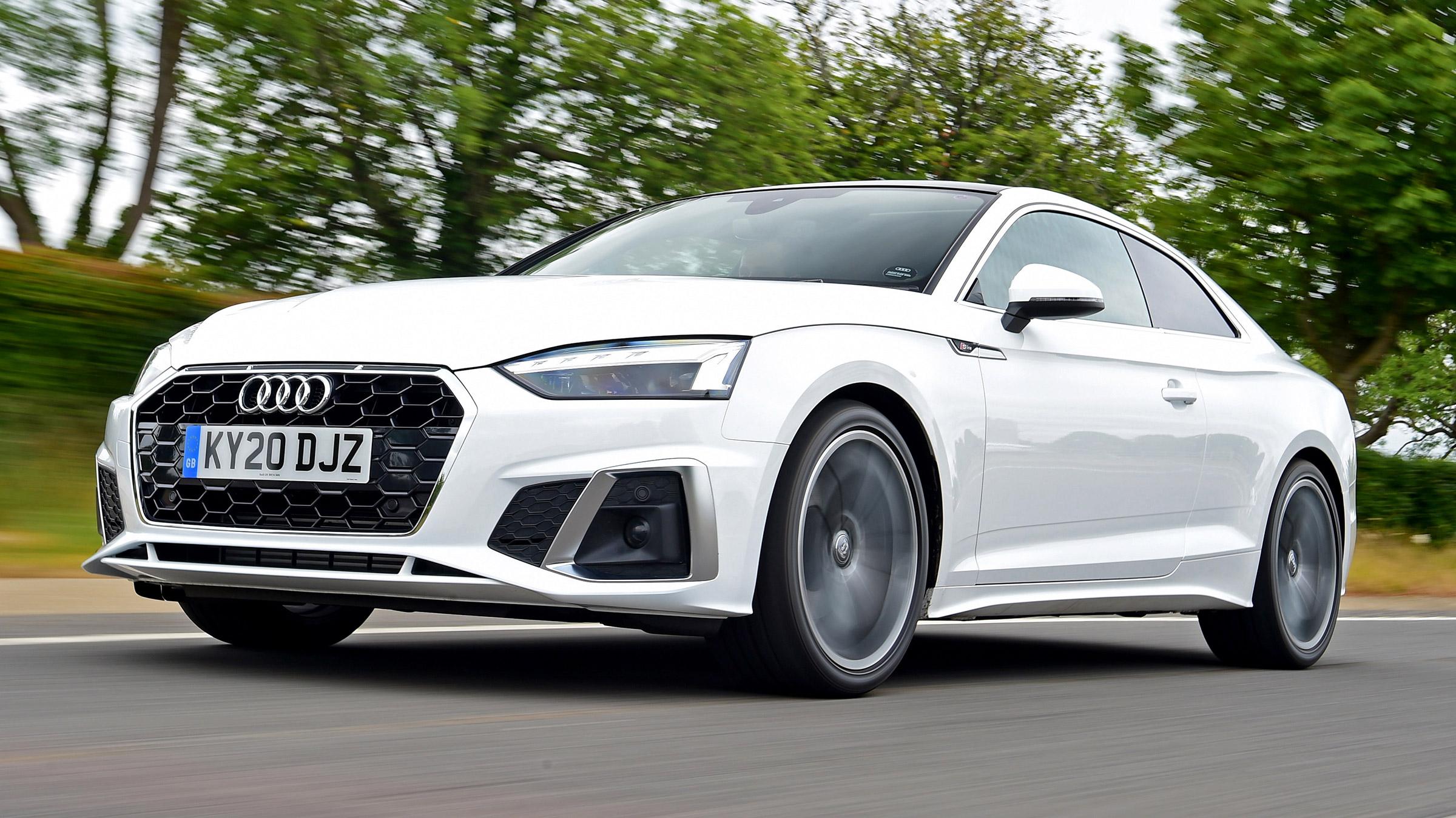 New Audi A5 40 Tfsi 2020 Review Auto Express