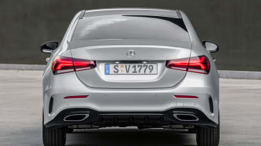 Mercedes A-Class Saloon - full rear