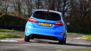 Ford Fiesta ST Edition - rear