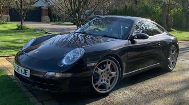 Porsche 911 feature - front