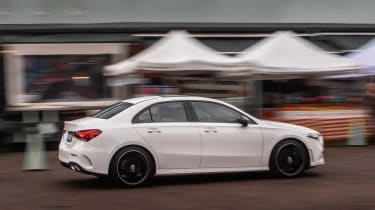 Mercedes A-Class Saloon - side