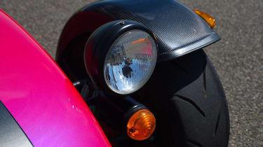 Caterham Seven 420R - light detail