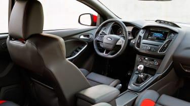 Ford Focus ST Estate 2015 interior