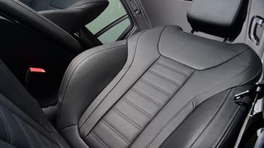 BMW X3 - seats