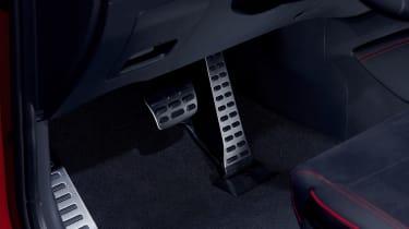 Hyundai Tucson N Line - pedals