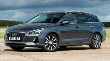 Hyundai i30 Tourer - static front