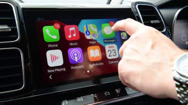Citroen C5 Aircross long termer second report - Apple CarPlay
