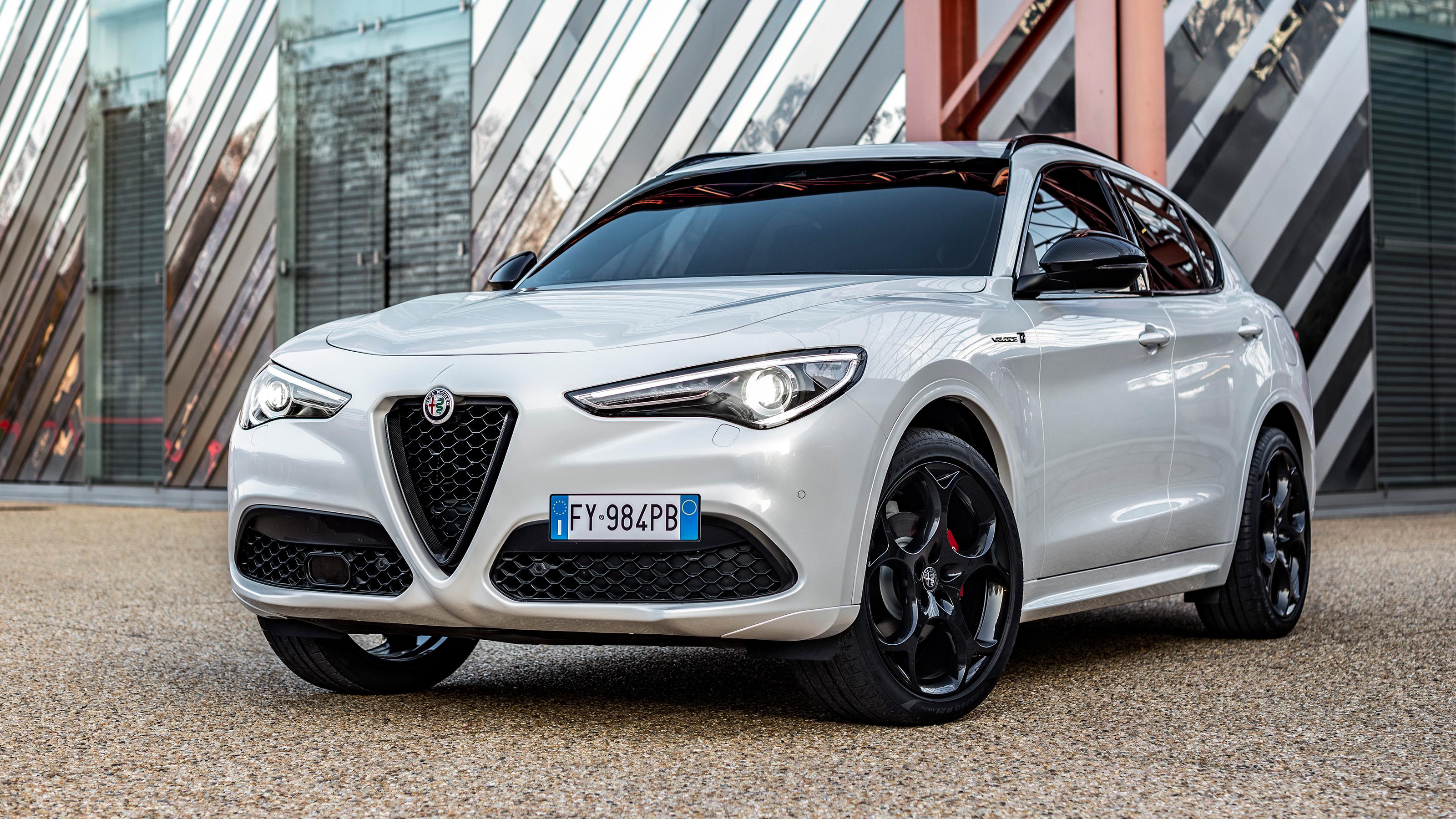 Sporty New Alfa Romeo Stelvio Veloce Ti Launched Auto Express