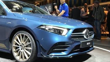 Mercedes-AMG - Paris - Front 3/4