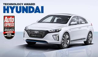 New Car Awards 2016: Technology Award - Hyundai