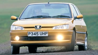 Best French modern classics - Peugeot 306 GTi-6