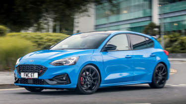 Ford Focus ST Edition - front
