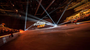 Fast and Furious Live stage