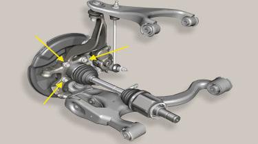 Replacing 3D front hub bearing - 2