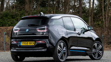 BMW i3 rear static