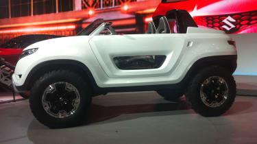 Suzuki Xlander