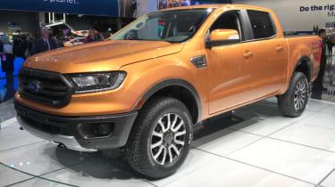 Ford Ranger - Detroit front