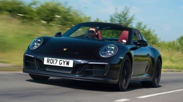 Porsche 911 Targa GTS - front