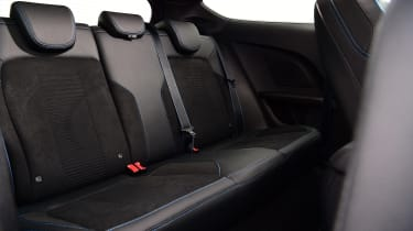 Ford Fiesta ST Edition - back seat