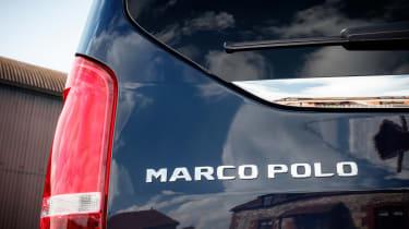 Mercedes V-Class Marco Polo - badge