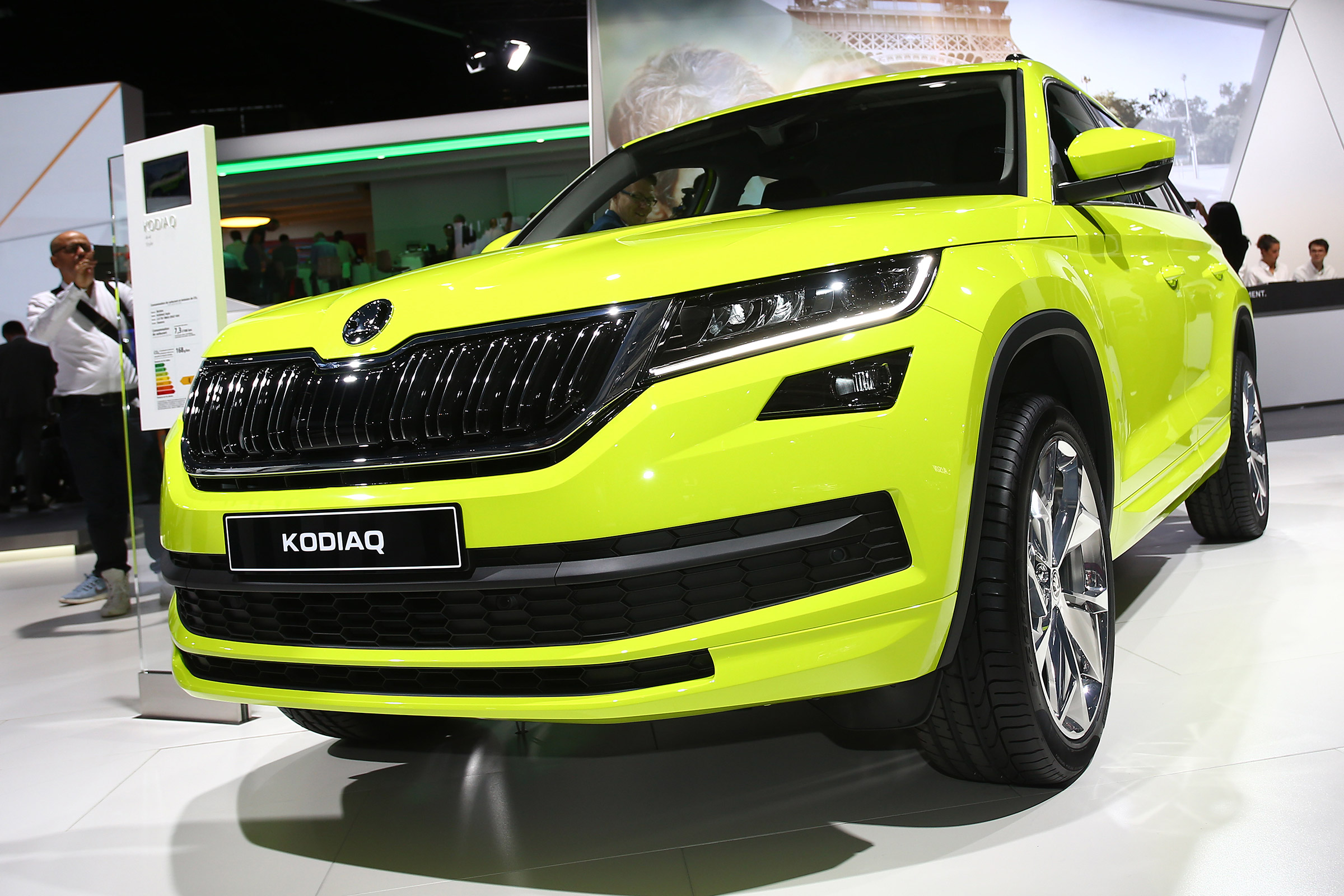 New Skoda Kodiaq Suv Prices Specs And Everything You Need To Know Auto Express