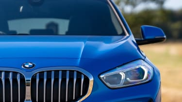 BMW 1 Series - grille