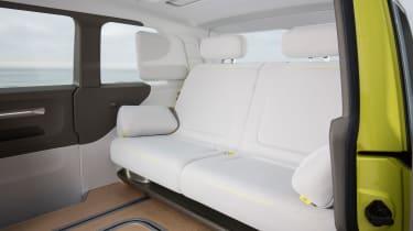 Volkswagen I.D. Buzz - back seats