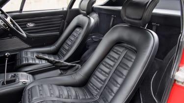 Ferrari 365 GTB/4 Daytona cabin