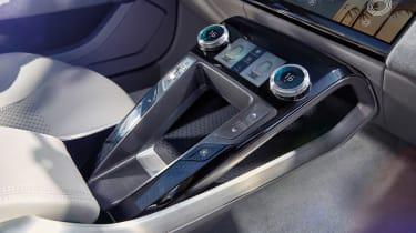 Jaguar I-Pace - studio centre console