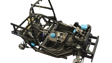Project M feature - T25 chassis