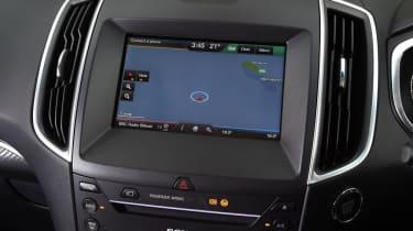 Used Ford Edge - sat-nav