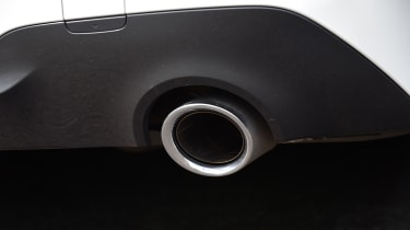 BMW 3 Series - exhaust