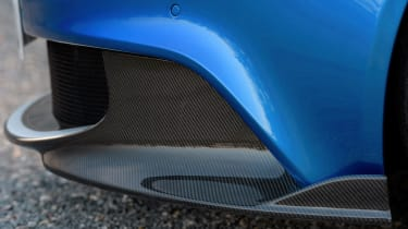 Aston Martin Vanquish S - front sill