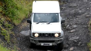 Suzuki Jimny Commercial - front