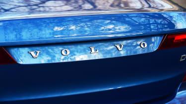 Volvo S90 long -term - second report Volvo badge