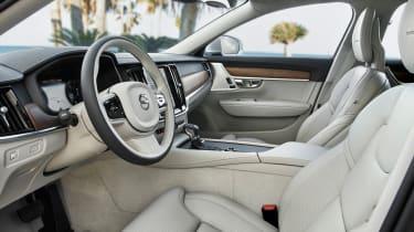 Volvo S90 saloon 2016 - interior 2